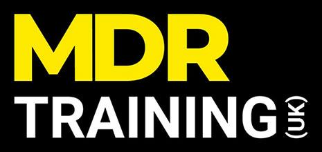 MDR Training (UK) logo